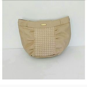 🌹 MICHE | Tan Constance Bag Shell with Bas…